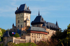 view_of_karlstejn_castle_czech_bike_tours