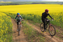 approaching_kocaba_with_czech_bike_tours