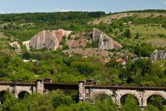 prokop_gorge_train_bridge_czech_bike_tours