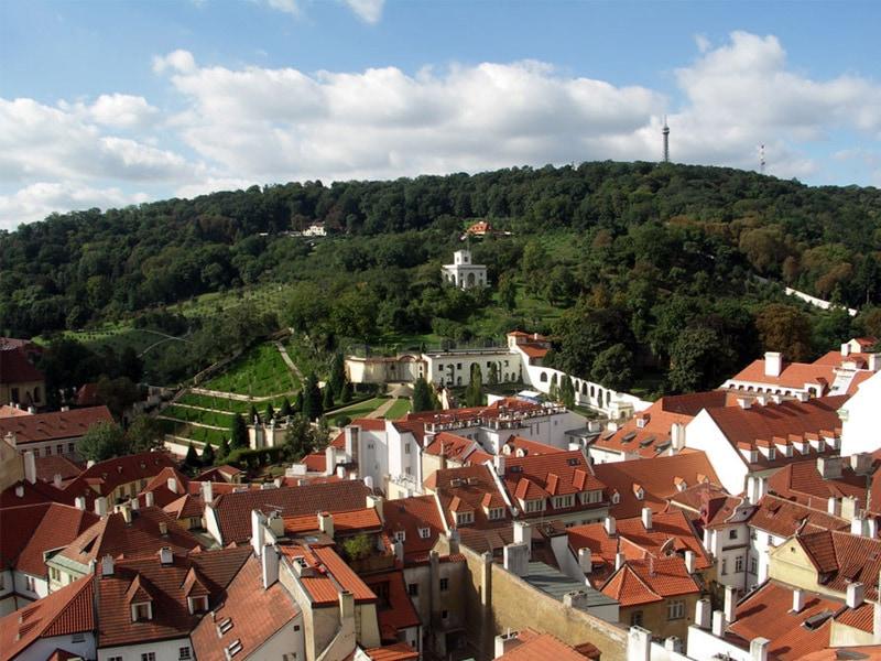 Garden of Prague