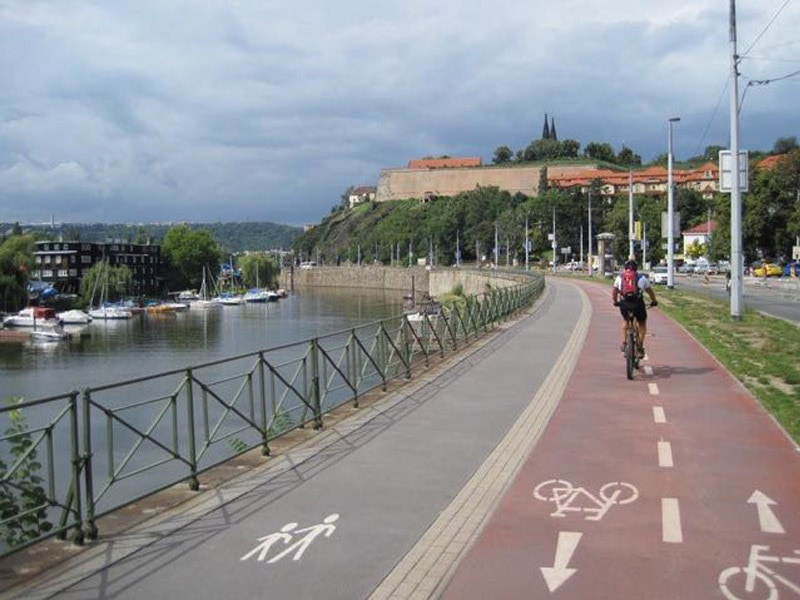 Prague by Bike